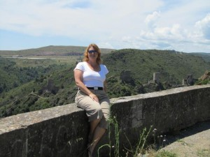 Above the Castles of Lastours