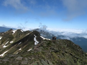 The summit of St. Barthelemy, the second time in a day